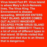 Virus Island Fact #1 by Mario1998