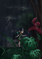 Contest: Let the drops fall by DogloverXD