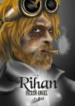 rihan, fallen Angel by Diddha