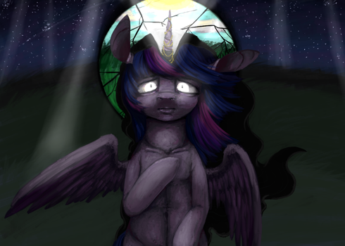 Everyone wants to see Heaven. by colorlesscupcake
