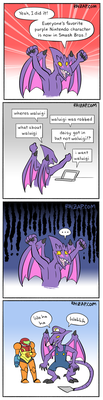 Poor Ridley by raizy