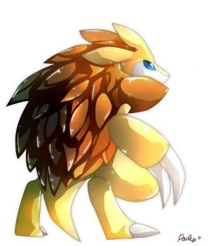 Sandslash by Poketix