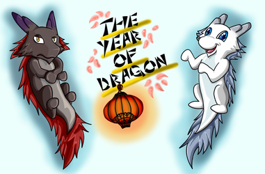 Year of Dragon by RatteMacchiato