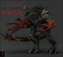 Rage - The Bio Weapon by Gabe-TKE