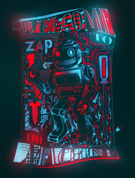 Welcome To The Machine by Lexileus