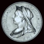Silver Queen Shilling by TheNightGallery
