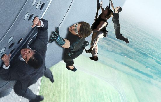 Mission: Impossible -- Ethan Hunt Stunts by EJTangonan