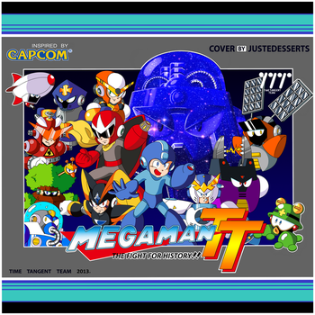 Mega Man Time Tangent's Soundtrack Release Link by JusteDesserts