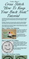 CrossStitch Neat Back Tutorial by crafty-manx