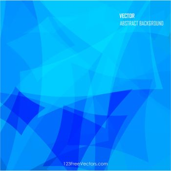 Blue Background Free Vector by 123freevectors