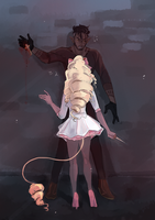 [AW] - Pinned Up by aomaoe