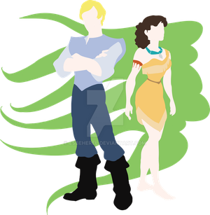 Doctor John Smith and Pocanyssa