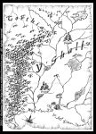 The westside of reign of Y'Shalf: a map from B.III by middaschronicles