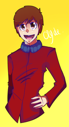 Clyde Donavan [SP] by Gilouw