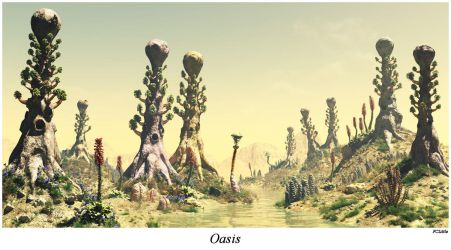 Oasis by FCLittle