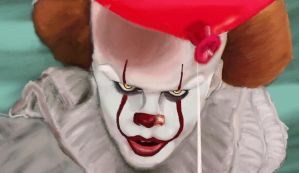 Pennywise 2017 by loriwolfinbarger
