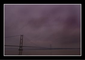 Humber Bridge by hellfire321