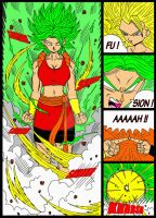 [DBS] Caulifla x Kale : Kefura by Cheetah-King