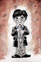 The Second Doctor by memorypalace
