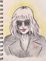 Inspired by Atomic Blonde by 8Annett8