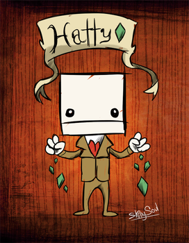 Don't Starve Hatty! by CarlosHL