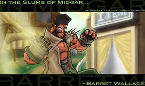 +$_?: - Barret + Midgar FINAL by SAB-CA