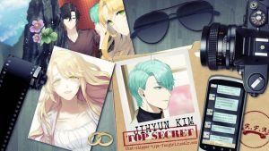 Mystic Messenger - *crying too hard to give title* by csicsus
