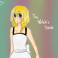 The Witch's House - Viola by aoisora98