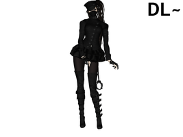 MMD Succubus Model Download by GLaDOS-Senpai