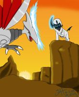 PMC Mission 3 - Fight Skarmory by x-Short-Hilt-x