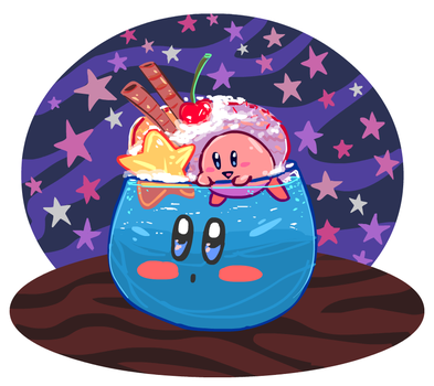 Kirby Sweets by sky665