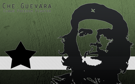 Che Guevara - Freedom Fighter2 by skyride