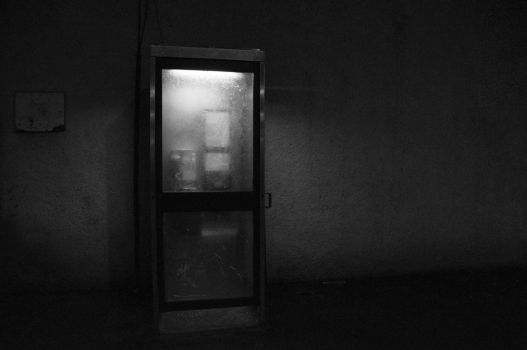 Study of a Telephone Box (i) by gon384