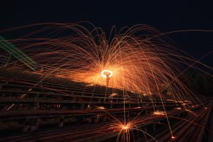 Steel Wool 2 by ajonsaas