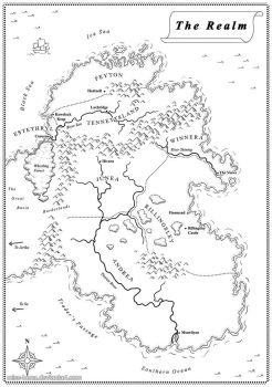 Map of The Realm by miss-hena