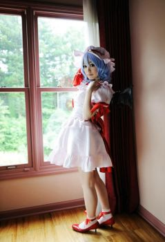 Remilia Scarlet Cosplay #2 by Shiizuku