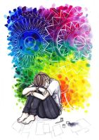 I dream of colored inks by Namtia