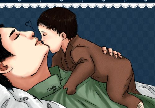 My little angel - KaiSoo's Baby by Arhatdy
