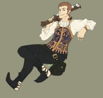 Balthier Flats by Bukaojo