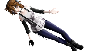 [MMD] Self Model Remake (request DL) by tvall13