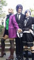 Two Earls and a Butler by Catchmewithyourlips