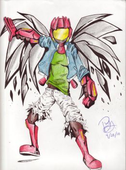 Lord Canti Superior by LoveHateHero21