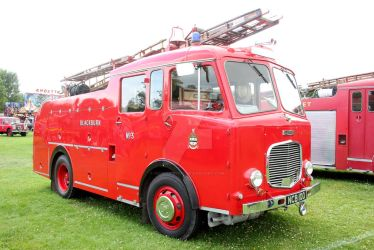 Classic Fire Truck 02 by gopherboy76