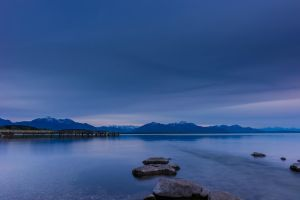 Chiemsee by Akxiv