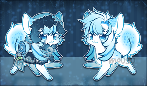 Winter Pom Auction - closed by Mousu