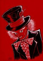 The Mad Hatter by SethWolfshorndl