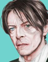 David Bowie in Colour by jimbo101