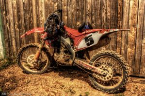 Dirtbike HDR by KrisSimon