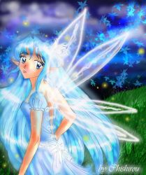 Air Faerie by chishirou