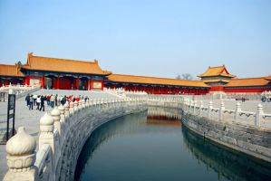 A Day in the Forbidden City by Poisoned-Kiss
